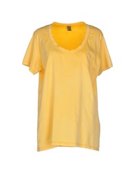 Jijil Shirts Blouses Women Yellow