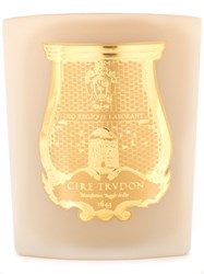 Cire Trudon Large Candle With Box White