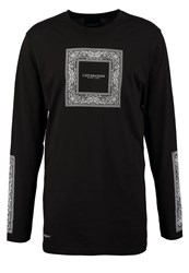 Cayler And Sons Long Sleeved Top Black White