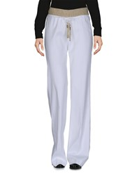 Cristinaeffe Casual Pants White