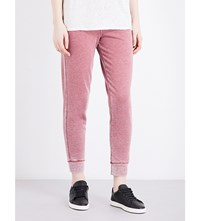 The Kooples Tapered Cotton Blend Jogging Bottoms Pin99