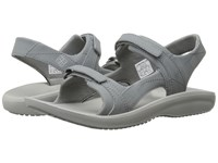 Columbia Barraca Sunlight Ti Grey Steel Steam Women's Sandals Gray