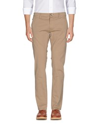 Gas Jeans Casual Pants Camel