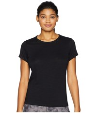 Tasc Performance St. Charles Crew Short Sleeve Tee Black T Shirt