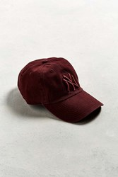 47 Brand '47 Band New York Yankees Tonal Baseball Hat Maroon