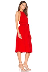 D.Ra Arnie Dress Red