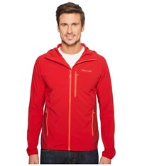 Marmot Lightstream Jacket Team Red Brick Men's Coat