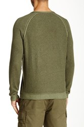 Tommy Bahama Barbados Crew Neck Sweater Green