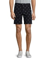 Sovereign Code Printed Shorts Palm