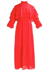 Y.A.S Yas Yaschinz Occasion Wear Racing Red