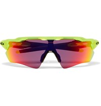 Oakley Radar Ev Path Acetate Sunglasses Yellow