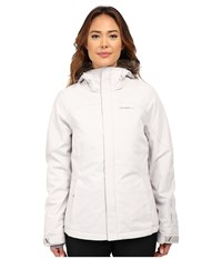 O'neill Curve Jacket Powder White Women's Coat
