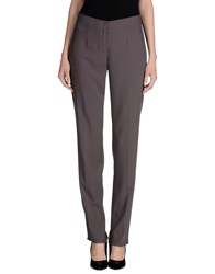 Diana Gallesi Trousers Casual Trousers Women Light Brown