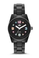 Adidas Unisex Brisbane Quartz Watch Black