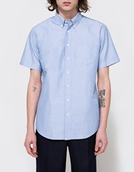 Schnayderman's Oxford One Short Sleeve Blue