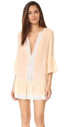 Eberjey Summer Of Love Tessa Cover Up Macadamia