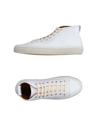 Pantofola D'oro Footwear High Tops And Sneakers White