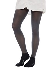 Bootights Semi Opaque Boot Tights Heather Grey