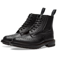 Tricker's End. X Ellis Boot Black
