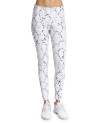 Varley Pacific Full Length Sport Leggings Python