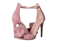 Chinese Laundry Jannet Rose Micro Suede High Heels Pink