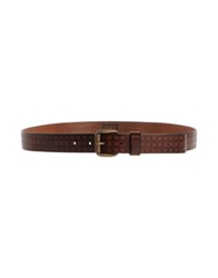 Levi's Vintage Clothing Belts Brown