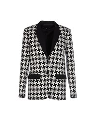 Space Style Concept Suits And Jackets Blazers Women White