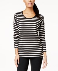 Styleandco. Style And Co. Sport Striped Top