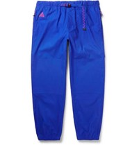 Nike Acg Tapered Ripstop Trousers Blue
