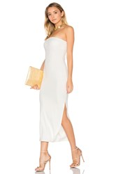 Rachel Pally Luxe Rib Bobbi Dress Ivory
