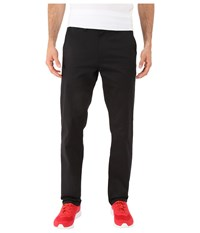 Huf Fulton Chino Pants Black Men's Casual Pants