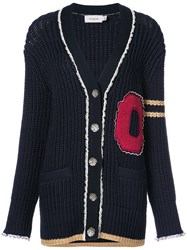 Coach Knitted Varsity Cardigan Unavailable
