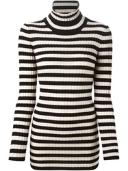 Erika Cavallini Semi Couture 'Palmiro' Sweater Black