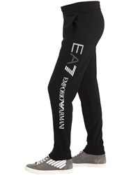 Emporio Armani Logo Cotton Sweatpants