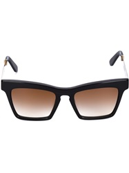 Ellery 'Cremaster' Sunglasses Black