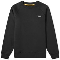 Penfield Errol Logo Crew Sweat Black