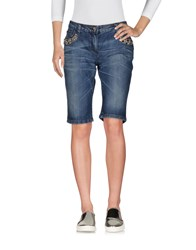 Husky Denim Bermudas Blue