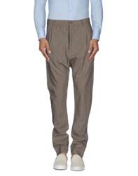 Novemb3r Trousers Casual Trousers Men Sand