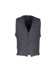 Barena Vests Dark Blue