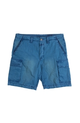 Closed Cotton Cargo Shorts