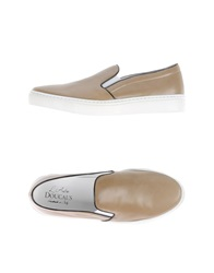 Doucal's Low Tops And Trainers Khaki