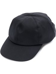 Ca4la Plain Cap Wool Black