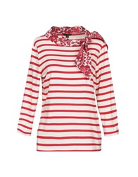 Brooks Brothers T Shirts Red