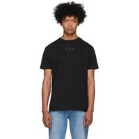 Tiger Of Sweden Jeans Black Fleek T Shirt