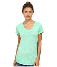 The North Face Short Sleeve Remora Tee Surreal Green Women's T Shirt