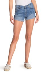 7 For All Mankind Roll Up Cuffed Short Ibiza