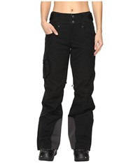 Mountain Hardwear Snowburst Insulated Cargo Pants Black Women's Outerwear