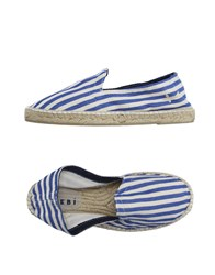 Manebi Footwear Espadrilles Men Blue