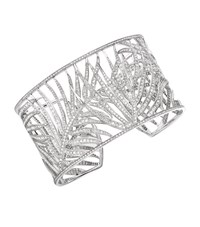 Theo Fennell Palm Diamond Cuff Female