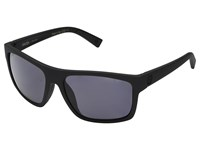 Von Zipper Speedtuck Polar Black Satin Wild Vintage Grey Polar Fashion Sunglasses Gray